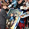 Ty Simpkins at an event for Iron Man Three (2013)