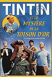 Tintin et le mystère de la Toison d'Or (1961) Poster - Movie Forum, Cast, Reviews
