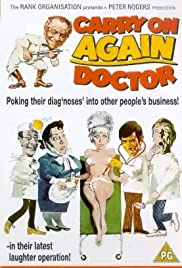 Carry on Again Doctor (1969) Poster - Movie Forum, Cast, Reviews