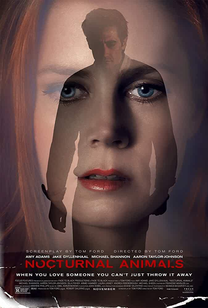 Poster Nocturnal Animals (2016) Full English Movie Download 720p