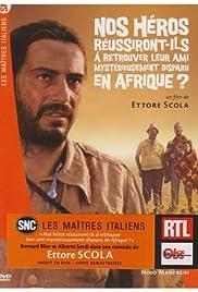 Riusciranno i nostri eroi a ritrovare l'amico misteriosamente scomparso in Africa? Poster