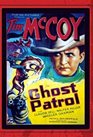 Ghost Patrol (1936) Poster - Movie Forum, Cast, Reviews