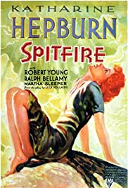 Spitfire (1934) Poster - Movie Forum, Cast, Reviews