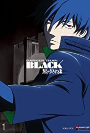 Darker Than Black: Kuro no keiyakusha Poster