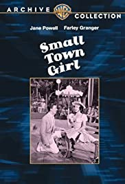 Small Town Girl Poster