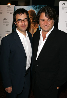 Atom Egoyan and Robert Lantos at Where the Truth Lies (2005)