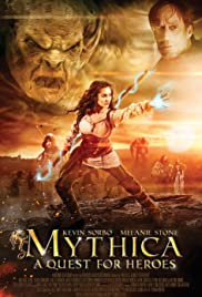 Mythica: A Quest for Heroes (2014) Poster - Movie Forum, Cast, Reviews