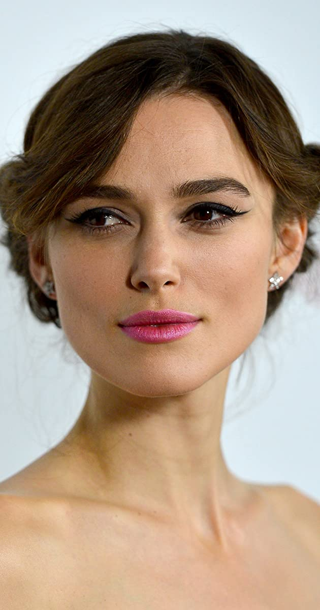 Keira Knightley List of Movies and TV Shows | TV Guide
