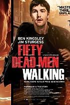 Fifty Dead Men Walking (2008) Poster