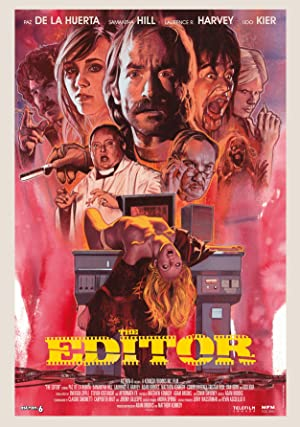 The Editor (2014) Download on Vidmate