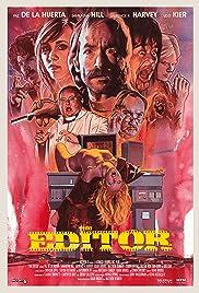 The Editor(2014) Poster - Movie Forum, Cast, Reviews