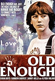 Old Enough Poster