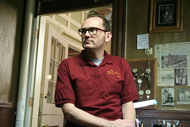 Pat Healy in The Innkeepers (2011)