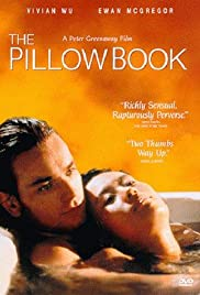 The Pillow Book (1996) Poster - Movie Forum, Cast, Reviews