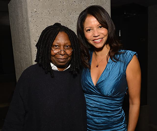 Whoopi Goldberg and Gloria Reuben at Lincoln (2012)