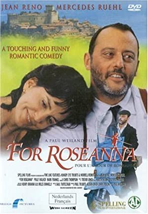 Roseanna's Grave poster
