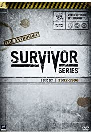 WWE: Survivor Series Anthology, Vol. 2 Poster
