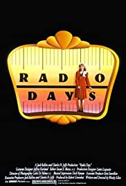 Radio Days (1987) Poster - Movie Forum, Cast, Reviews