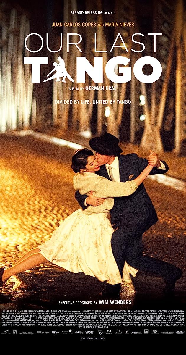 фільм моє останнє танго