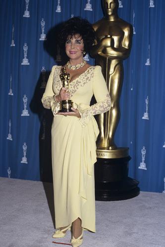 Elizabeth Taylor at
