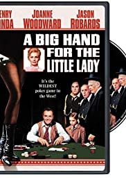 A Big Hand for the Little Lady Poster