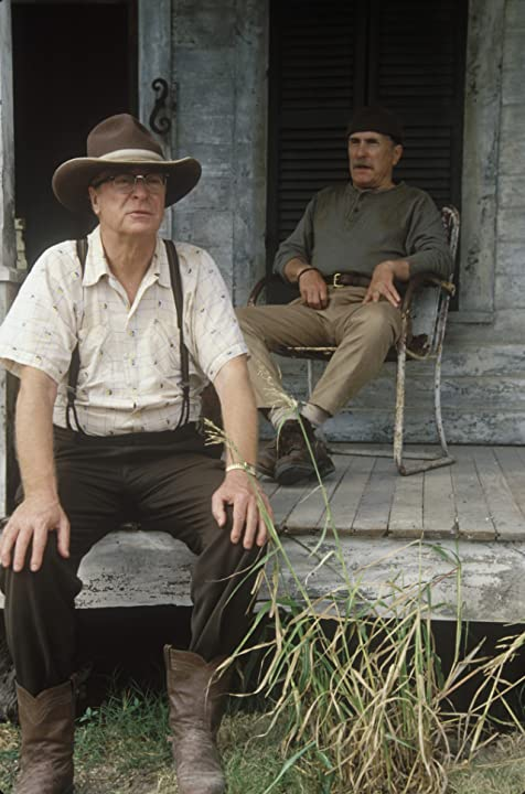 Michael Caine and Robert Duvall in Secondhand Lions (2003)