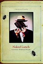 Naked Lunch (1991) Poster