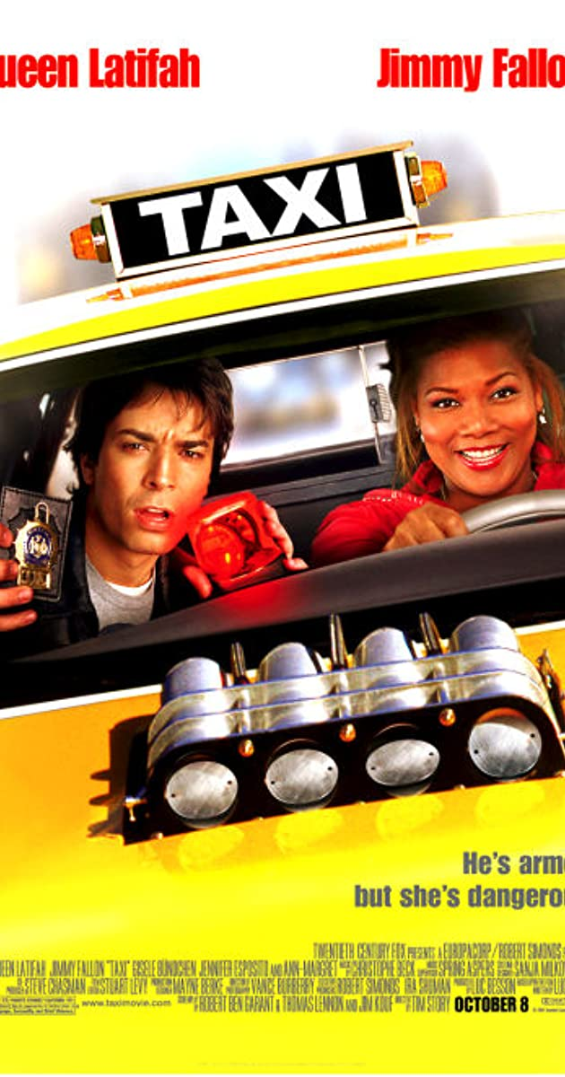 Taksi / Taxi (2004) Online
