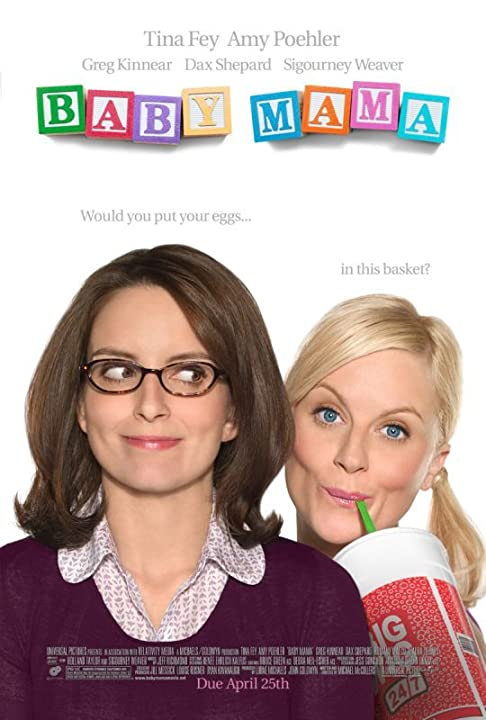 Tina Fey and Amy Poehler in Baby Mama (2008)
