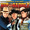 Ray Corrigan, Robert Livingston, and Max Terhune in Hit the Saddle (1937)
