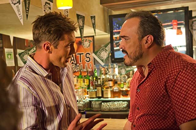 Desmond Harrington and David Zayas in Dexter (2006)