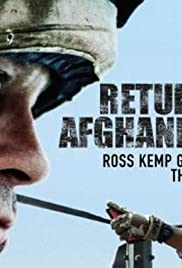 Ross Kemp Return to Afghanistan Poster