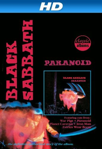 image Classic Albums: Black Sabbath – Paranoid Watch Full Movie Free Online
