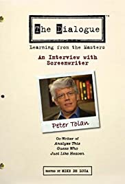 The Dialogue: An Interview with Screenwriter Peter Tolan Poster