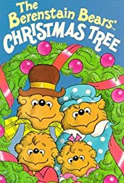 The Berenstain Bears' Christmas Tree Poster