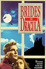 The Brides of Dracula Poster