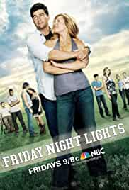 Friday Night Lights Fernsehserien Poster