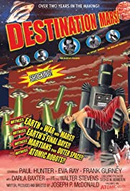 Destination Mars Poster