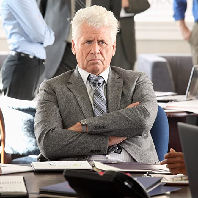 Barry Bostwick in Scandal (2012)