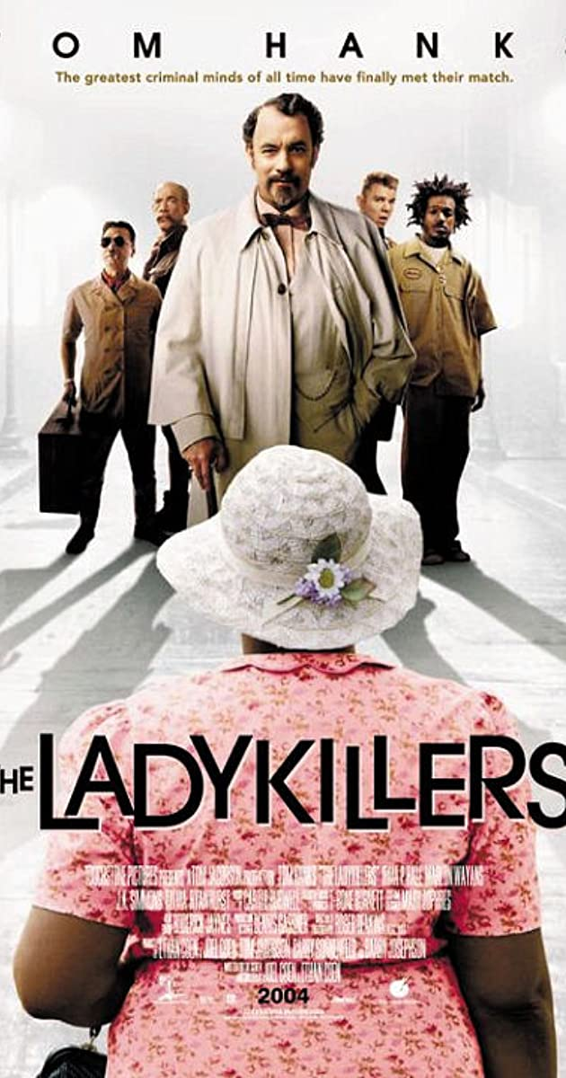 coen brothers filmography a list by jacentko image of the ladykillers
