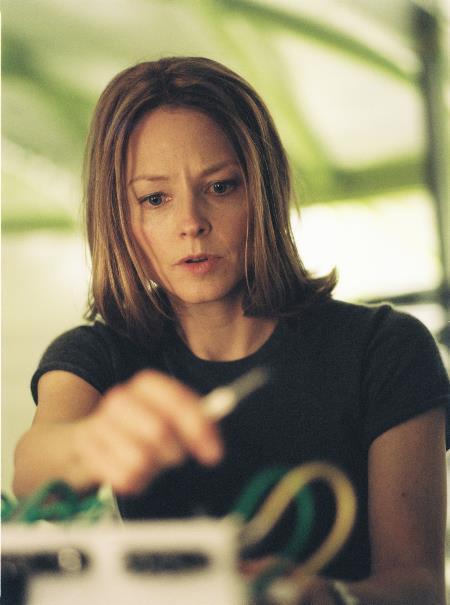 Jodie Foster in Flightplan (2005)