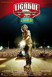Ligabue Campovolo - il film 3D Poster