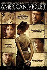 American Violet (2008) Poster - Movie Forum, Cast, Reviews