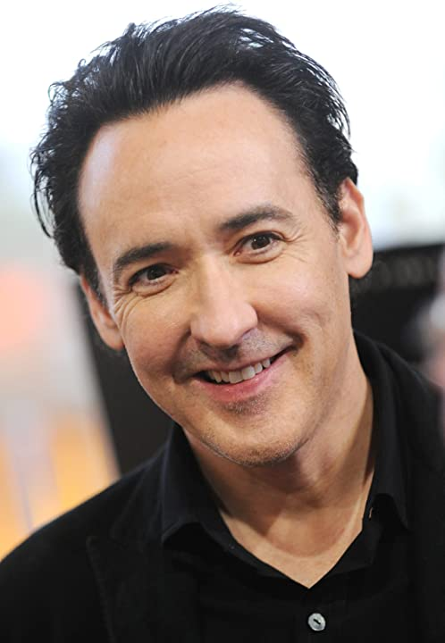 John Cusack at an event for The Raven (2012)