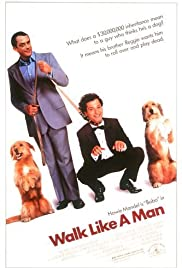 Walk Like a Man (1987) Poster - Movie Forum, Cast, Reviews
