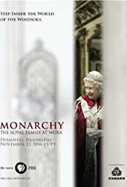 Monarchy: The Royal Family at Work Poster