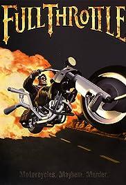 Full Throttle Poster