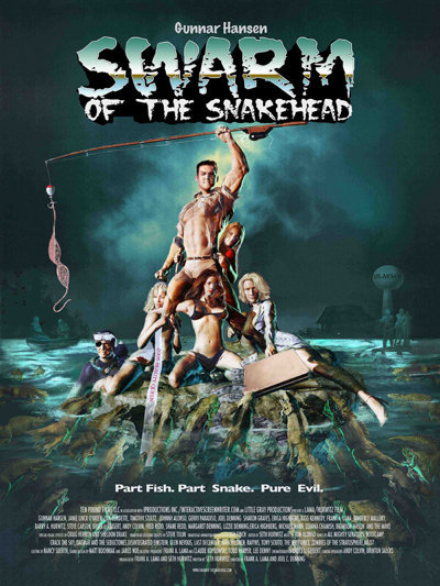 image Swarm of the Snakehead Watch Full Movie Free Online