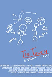 The Touch Poster
