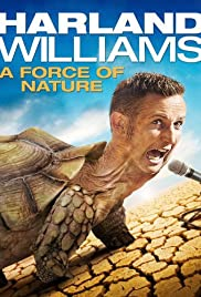 Harland Williams: A Force of Nature Poster
